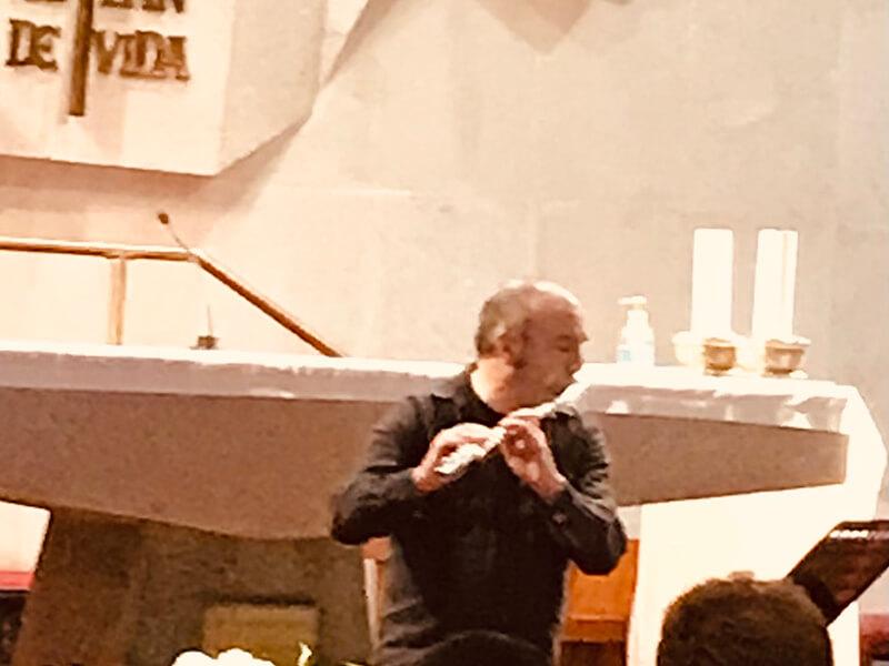 Concierto Mario Clavell