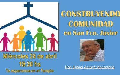 Construyendo comunidad «Noveno encuentro»