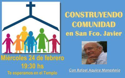 Construyendo Comunidad «Séptimo encuentro»