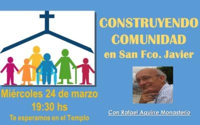 Construyendo comunidad «Octavo encuentro»