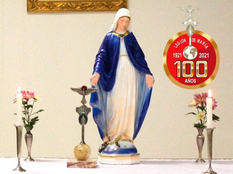 Legión de María centenario