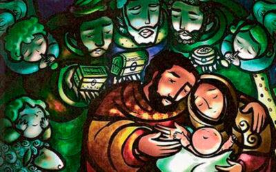 La Navidad según Javier Leoz, párroco de San Lorenzo (Pamplona)