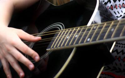 Taller de guitarra para niños y preadolescentes (2021-22)