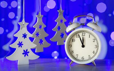 Horario de celebraciones de Navidad
